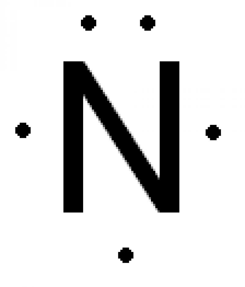 Periodic Network Licensed For Non Commercial Use Only Nitrogen
